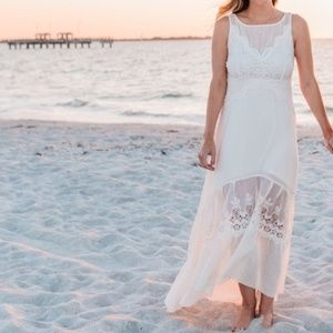 Anthropologie Tracy Reese Estancia Maxi Dress